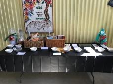 Our Donors: Target, Trader Joe's, Cowboys Corner Cafe, Super Cuts, Gloria Garing, Karen Mallory, and Trina